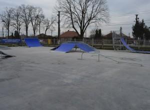 Achiziţii elemente rampe Skate Park