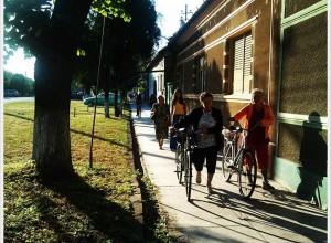 Pavarea trotuarelor în Nădab și Chișineu Criș